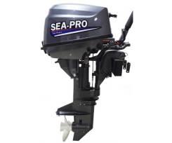 Sea-Pro. 9,80л.с., 4х тактный, бензин, нога S (381 мм), Год: 2016 год