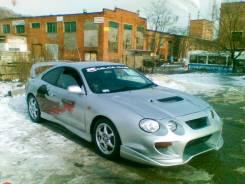 Обвес кузова аэродинамический. Toyota Celica, ST205. Под заказ
