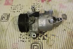 Компрессор кондиционера. Nissan Juke, YF15 Двигатель HR16DE