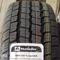 Matador MPS-125 Variant All Weather. Летние, 2016 год, без износа, 4 шт