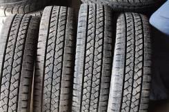 Bridgestone Blizzak VL1. Всесезонные, 2013 год, износ: 10%, 4 шт