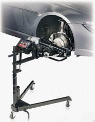 Проточка тормозных дисков на автоматической установке Caorle STL 360