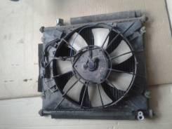 Радиатор кондиционера. Honda Jazz Honda Fit, GD4, GD3, GD2, GD1, LA-GD3, LA-GD4, LA-GD1, LA-GD2, UA-GD1 Двигатели: L12A1, L13A2, L15A1, L13A1