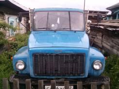 ГАЗ 33073. (самосвал), 4 670 куб. см., 4 500 кг.