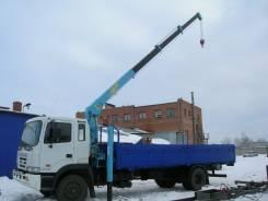 Hyundai. Продаётся или меняется грузовик с краном Хундай, 11 000 куб. см., 9 040 кг.