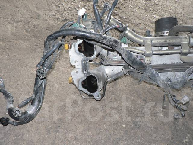 Коллектор впускной. Subaru Forester, SF5 Двигатели: EJ20, EJ201, EJ202, EJ203, EJ204, EJ205, EJ20A, EJ20E, EJ20G, EJ20J