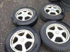 Bridgestone BEO. 7.0x17, 5x100.00, 5x114.30, ET50
