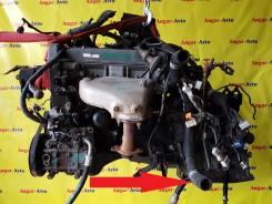 Патрубок радиатора. Toyota Corolla Spacio, AE111 Двигатель 4AFE