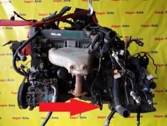 Крепление автомата. Toyota Corolla Spacio, AE111 Двигатель 4AFE