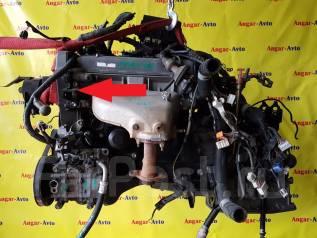 Крепление генератора. Toyota Corolla Spacio, AE111N, AE111 Двигатель 4AFE