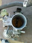 Заслонка дроссельная. Toyota Land Cruiser Prado, RZJ95W, RZJ95 Двигатель 3RZFE