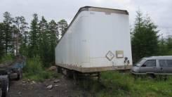 LUFKIN DRYVAN, 1995. Полуприцеп фургон Lufkin Dryvan 1995г., 30 000 кг.