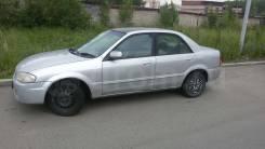 Mazda Familia. Без водителя