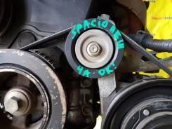 Натяжной ролик ремня кондиционера. Toyota Corolla Spacio, AE111 Двигатель 4AFE
