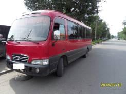 Hyundai County. Продаётся автобус, 3 900 куб. см., 24 места