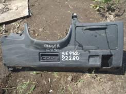 Панель рулевой колонки. Toyota Cresta, GX90