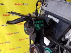 Подушка двигателя. Toyota Corolla, AE100G, AE100 Двигатель 5AFE