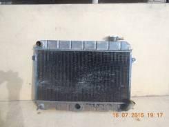 Радиатор охлаждения двигателя. Лада 2121 4x4 Нива