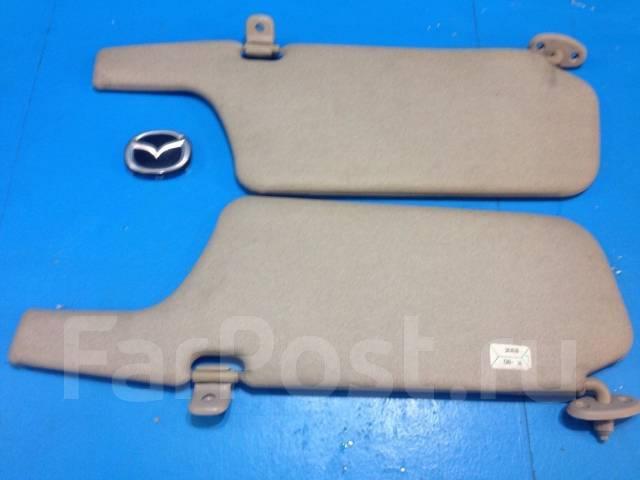 Козырек солнцезащитный. Mazda Protege Mazda 323, BJ Mazda Familia, BJEP, BJ5P, BJ8W, BJFP, BJ5W, BJFW, BJ3P