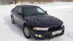 Mitsubishi Galant. Без водителя