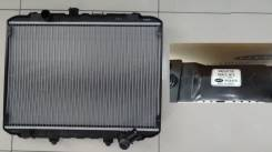 Радиатор двигателя / D4BB / D4BH / 4D56 / 2530043820 / 2530043810 / 2530043610 / L=610 mm H=510 mm