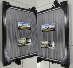Радиатор двигателя / D4DD / COUNTY / 2530158000 / 2530158001 / L=560 H=680 T=70 / 40