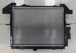 Радиатор ДВС D4CB BONGO III / 1 Tonn / 25310-4E150 / 253104E150 / HVCC / L=625 mm H=510 mm
