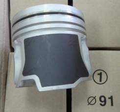 Поршень двигателя D4CB / EURO IV / турбо с пальцами / RPR / 23410-4A911 / 234104A911 / D=91 mm