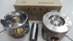 Поршень двигателя J3 / BONGO / EURO III / 234114X200 / ( VQ-A ) D=97 mm ( 2.5*2*3 ) Форкамера 54