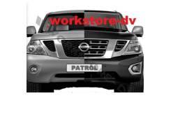 Кузовной комплект. Nissan Patrol, Y62 Двигатель VK56VD. Под заказ