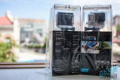 GoPro HERO4. 10 - 14.9 Мп, с объективом. Под заказ