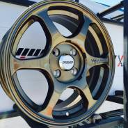 RAYS VOLK RACING. 6.5x15, 4x100.00, ET38, ЦО 73,1мм.