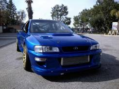 Крыло. Subaru Impreza WRX STI, GC8. Под заказ