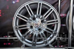 "NZ Wheels. 6.0x15"", 4x100.00, ET36, ЦО 60,1мм."