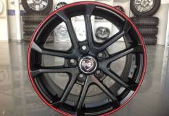 NZ Wheels. 6.5x15, 5x114.30, ET43, ЦО 66,1мм.