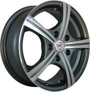NZ Wheels. 6.0x15, 5x100.00, ET38, ЦО 57,1 мм.