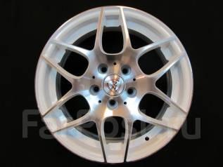 "NZ Wheels. 6.0x15"", 5x100.00, ET48, ЦО 54,1мм."