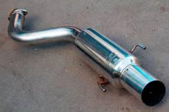 Глушитель. Subaru Legacy B4
