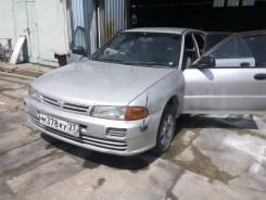 Mitsubishi Libero. Без водителя