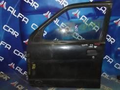 Дверь Daihatsu Terios kid J111G, левая передняя