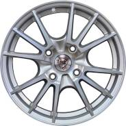 NZ Wheels. 6.0x14, 4x100.00, ET40, ЦО 73,1 мм.