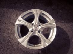 NZ Wheels. 6.0x14, 4x98.00, ET38, ЦО 58,6мм.