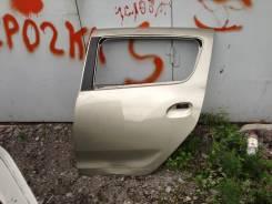 Дверь боковая. Renault Sandero