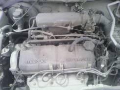 Двигатель. Mazda Familia, BHA3P Двигатель B3