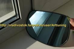 Зеркало заднего вида боковое. Honda Fit, GP1