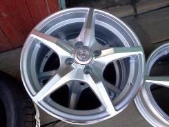 NZ Wheels. 6.0x14, 4x100.00, ET49, ЦО 56,6мм.
