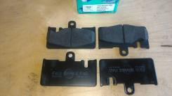 Колодка тормозная. Toyota Celsior, UCF30, UCF31 Lexus: LS430, RX350, GS430, RX450h, SC430 Двигатель 3UZFE