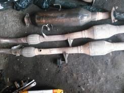 Приемная труба глушителя. Toyota Camry, ACV40, ASV40, AHV40, GSV40, CV40, SV40 Двигатель 2AZFE