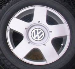 "Колпаки для литых дисков Volkswagen Golf Jetta Polo. Диаметр 15"""", 1шт"