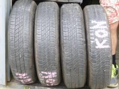 Bridgestone Dueler H/T. Всесезонные, 2012 год, износ: 20%, 4 шт